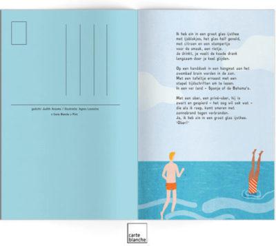 Gedichtenbundel Carte Blanche
