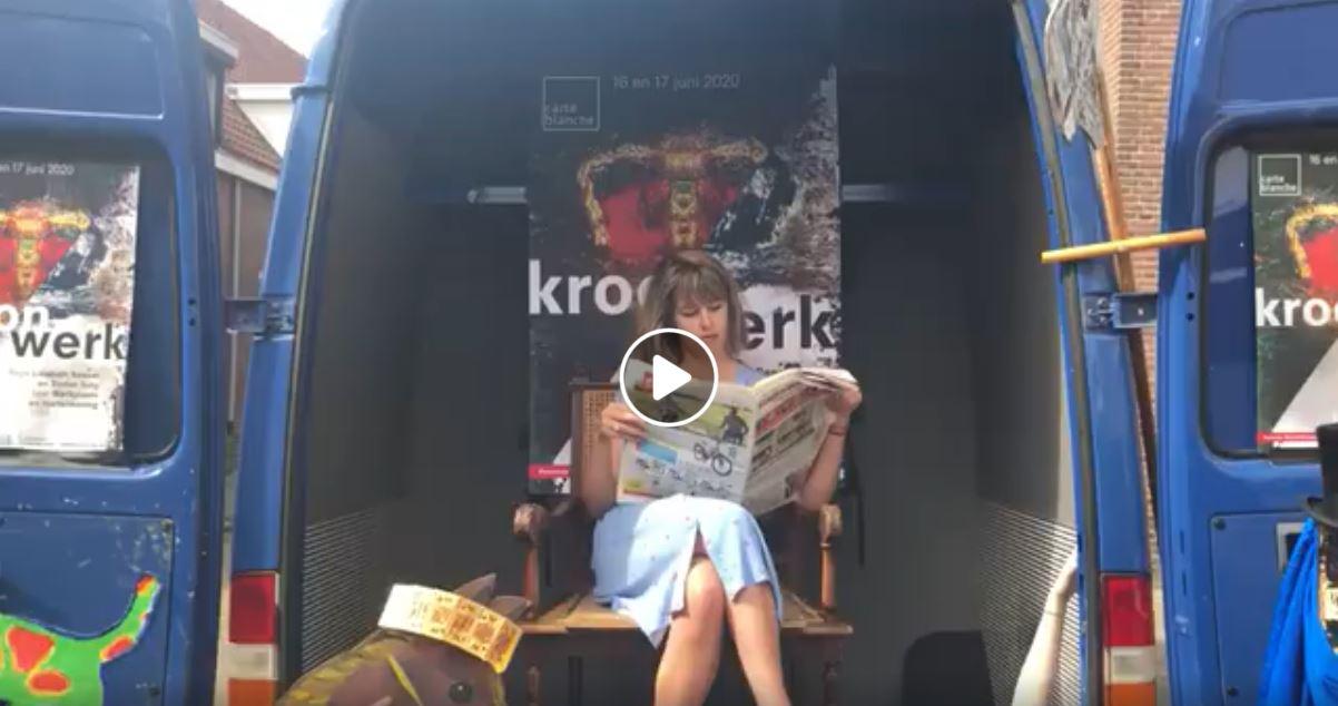 Irene Geurts Carte Blanche
